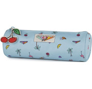 Awesome Etui rond - blauw