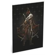 Assassin's Creed A4 lijntjes schrift
