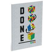 Rubik's A4 lijntjes schrift