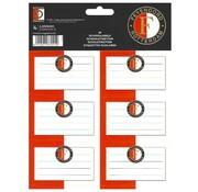 Feyenoord Etiketten