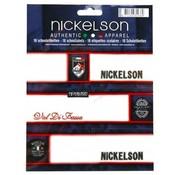 Nickelson Etiketten - boy's