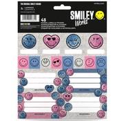 Smileyworld Girls etiketten en stickers