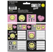 Smileyworld Girls etiketten en stickers