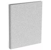 Quattro Colori Sparkle ringband 4r - zilver metallic