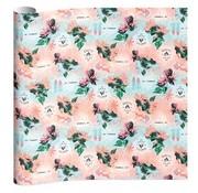 O'Neill Kaftpapier - roze surf co