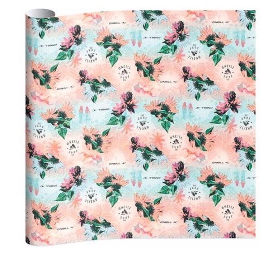 Kaftpapier - roze surf co