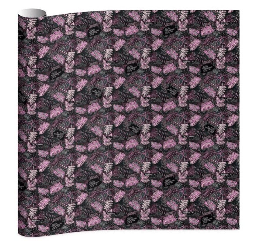 Kaftpapier - leaves