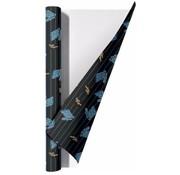 Dylan Haegens Kaftpapier - hey blauw