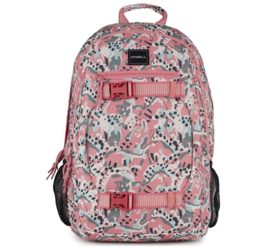 Girls laptop rugtas Coral-middel