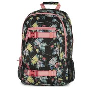 O'Neill Girls laptop rugzak black flower - middel