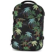 O'Neill Laptop rugzak black palm - middel