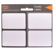 Dresz Textiel etiketten - grijs