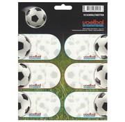 Voetbal international Etiketten - voetbal