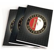 Feyenoord A5 schriften lijn