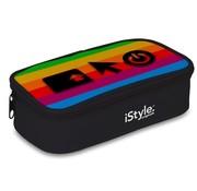 i Style Originals Etui rechthoek - rainbow
