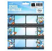 Donald Duck Etiketten  - movie