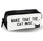 Make that the cat wise Schooletui - wit