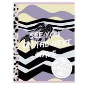 O'Neill A4 ruitjes schrift girls - next wave