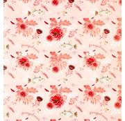 Pimpelmees Kaftpapier - roze