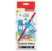 Bruynzeel Kids kleurpotloden - 12st