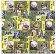 National Geographic Kaftpapier