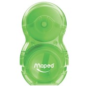 Maped Loopy gum / puntenslijper - groen