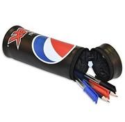 Pepsi Max etui rond - zwart