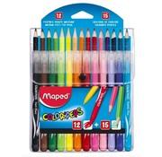 Maped Colorpeps stiften en potloden