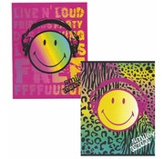 Smileyworld A5 schriften lijn - rainbow
