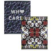 Supertrash A5 schriften - Who cares