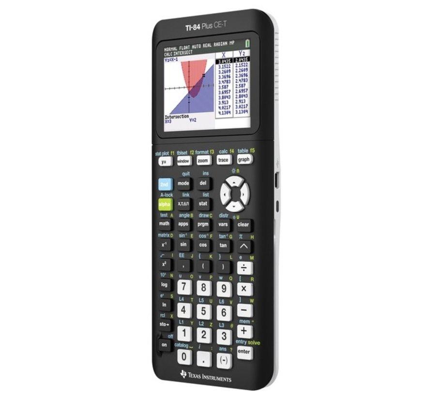 TI-84 PLUS CE-T calculator