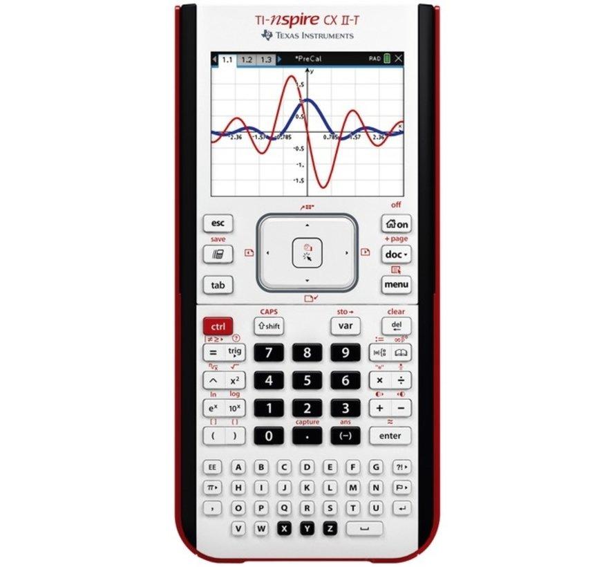 TI Nspire CX II-T calculator