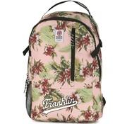 Franklin & Marshall Girls rugzak groot - flowers