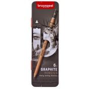 Bruynzeel Expression Graphite potloden