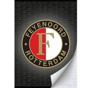 Feyenoord Feyenoord A4 lijntjes schrift (5406)
