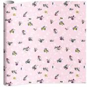 Replay Kaftpapier - pink