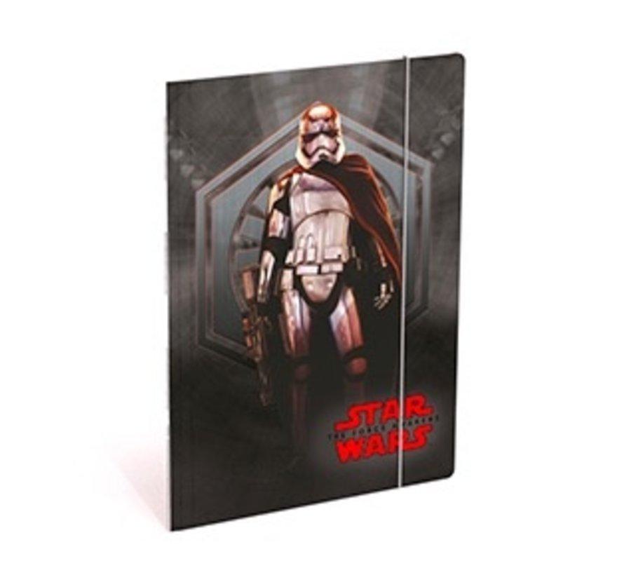 Star wars Elastomap A4 - The force awakens