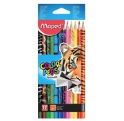 Maped Colorpeps Animals Kleurpotloden - 12st