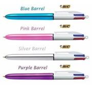 Bic shine 4-Kleuren balpen