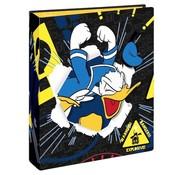 Donald Duck Ringband 23r  - zwart