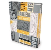 Garfield Rekbaar kaft A4