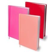 Dresz Voordeelpak rekbaar kaft G - A4 rood/roze