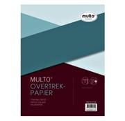 Multo Overtrekpapier - transparant