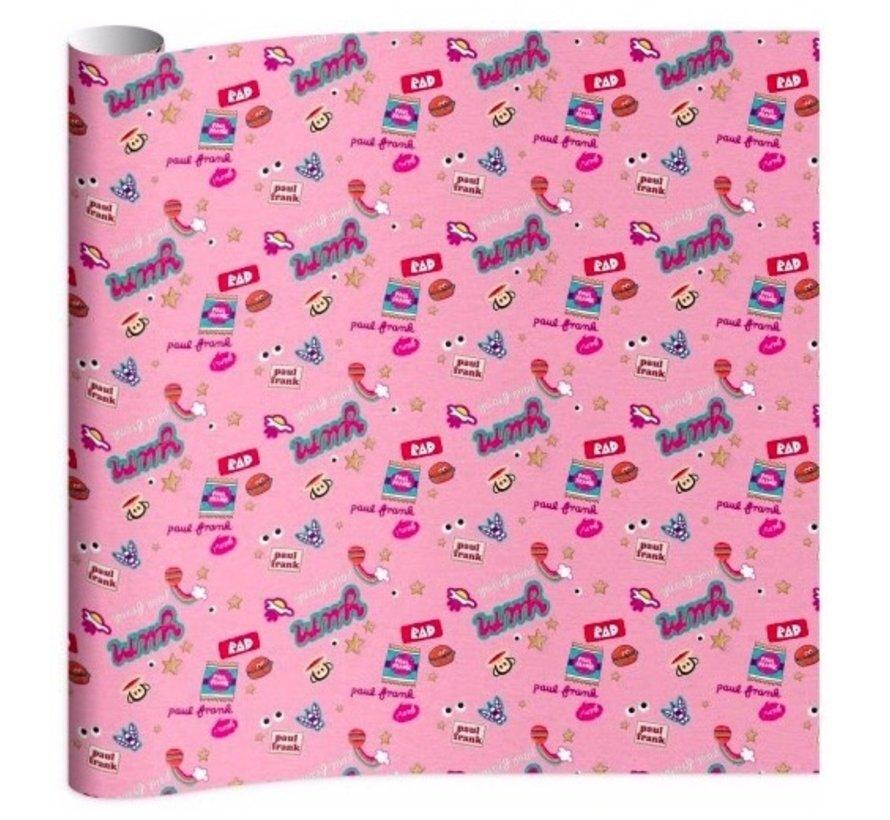 Kaftpapier  - roze
