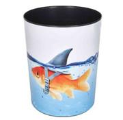 -1st- Prullenmand - goudvis haai