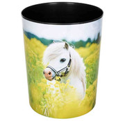 -1st- Prullenmand - paard wit