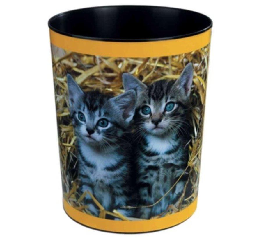 Prullenmand - kittens