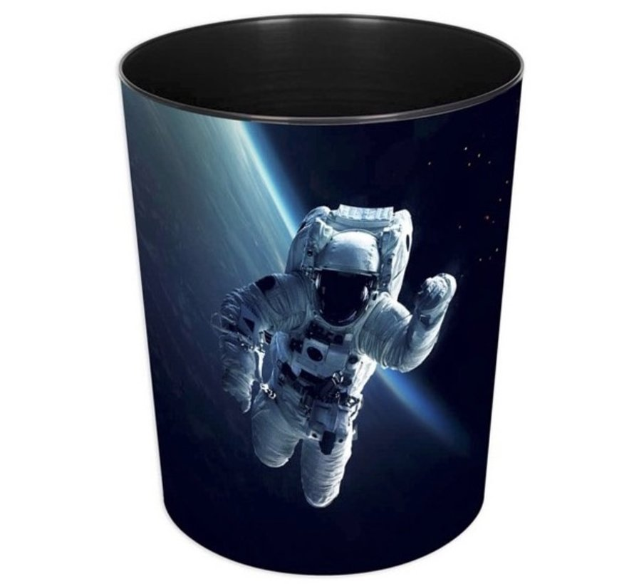 Prullenmand - astronaut