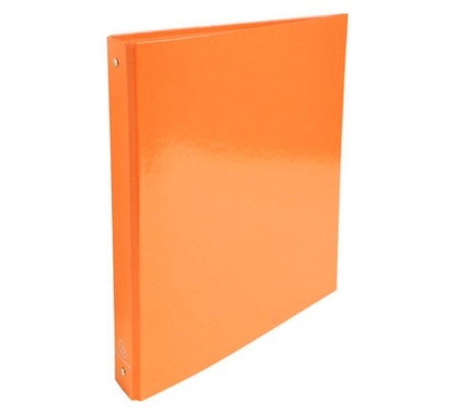 Oranje ringband hoogglans