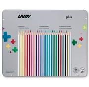 Lamy Plus kleurpotloden - blik 24 stuks